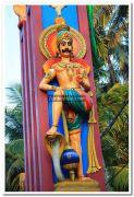 Haripad temple gate 2