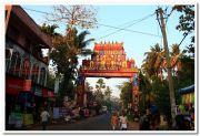 Haripad temple gate 3