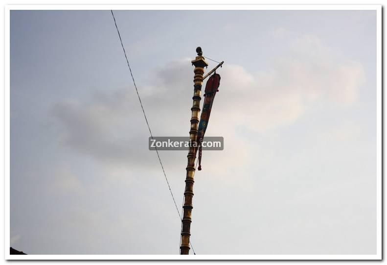 Haripad temple kodimaram