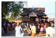 Haripad temple main entrance