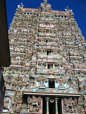 Madurai temple 2762