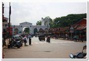 Padmanabha swamy temple fort