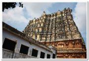 Padmanabhaswamy temple gopuram 2