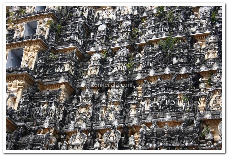 Sri Padmanabhaswamy Temple Gopuram