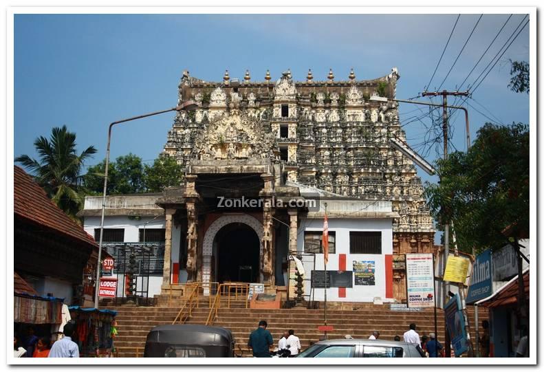 Sri Padmanabhaswamy Temple, Thiruvananthapuram