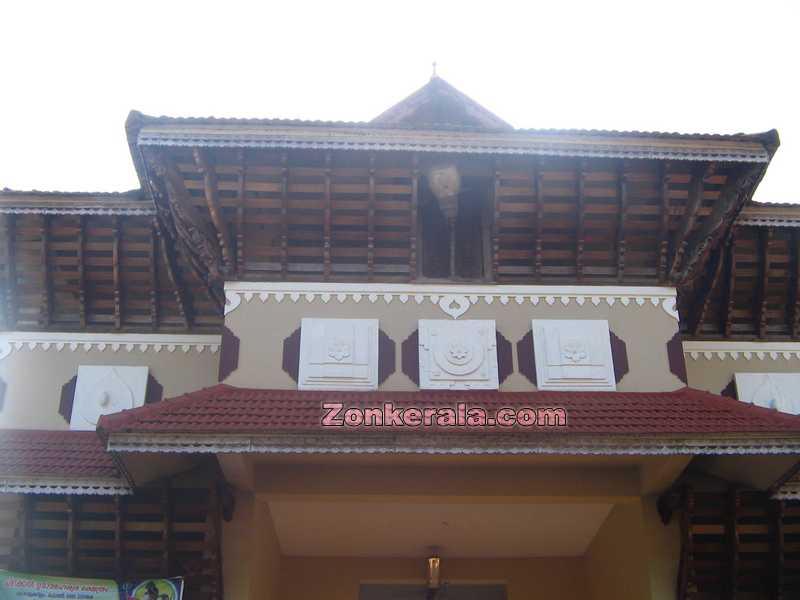 Panachickad saraswathi temple