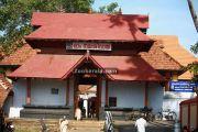 Vaikom mahadeva temple east entrance 2