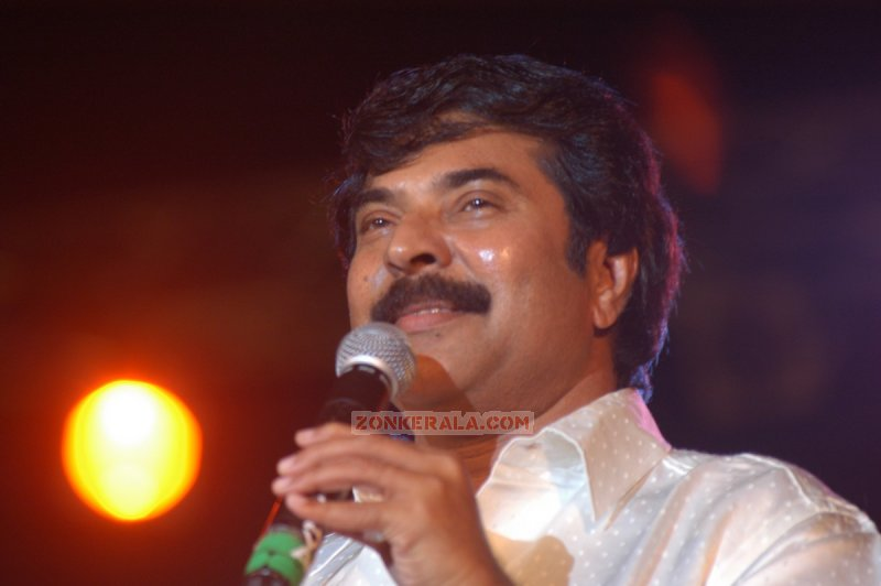 Actor Mammootty 525