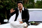 Actor Mammootty 9810
