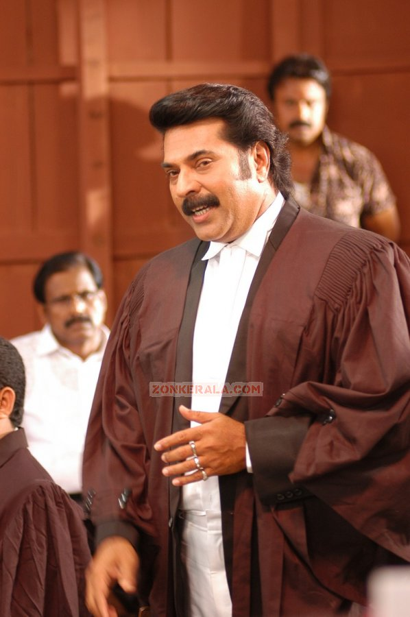 Actor Mammootty Photos 2463