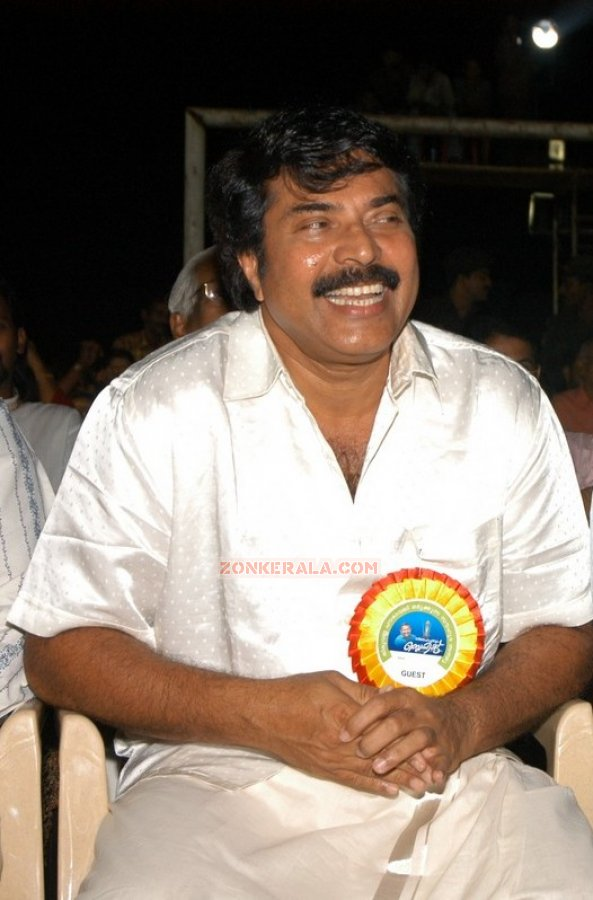 Malayalam Actor Mammootty Stills 6851