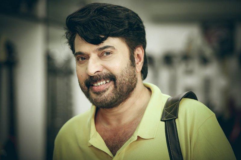 New Pic Malayalam Hero Mammootty 3519