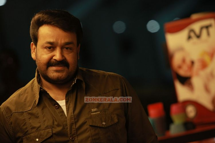 Actor Mohanlal Stills 2703