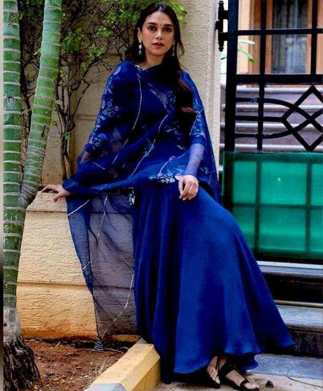 Aditi Rao Hydari Malayalam Actress Sep 2020 Stills 9003