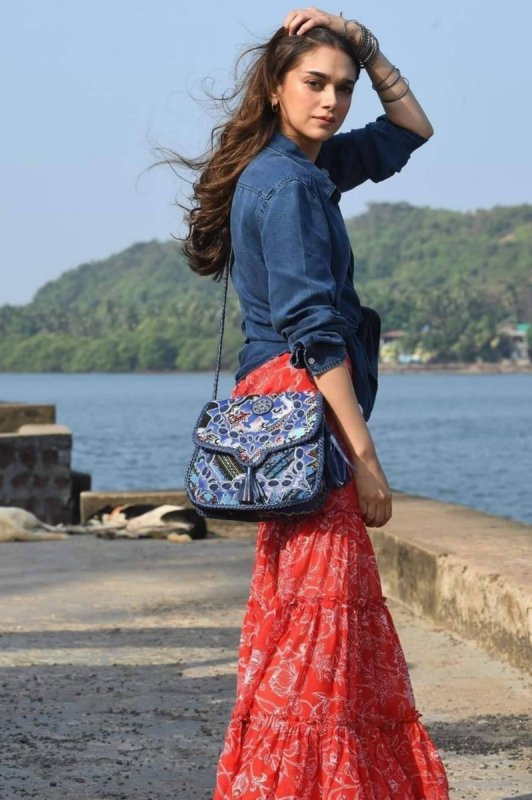Film Actress Aditi Rao Hydari 2020 Pic 8291