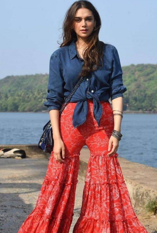 South Actress Aditi Rao Hydari Images 6022