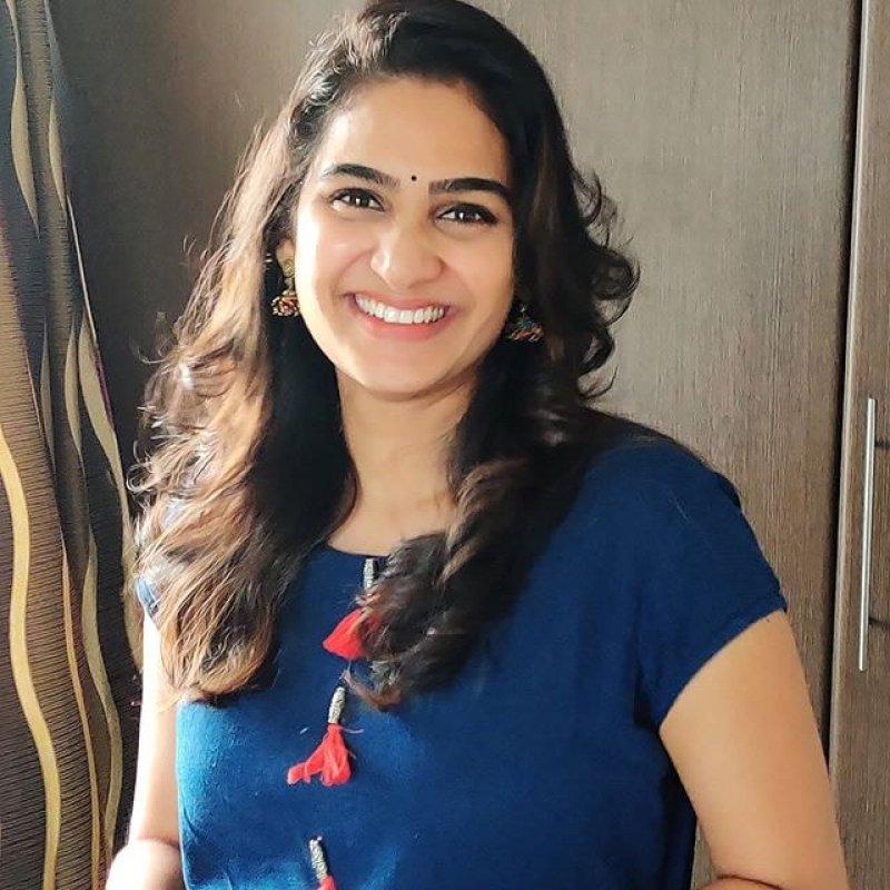 Aug 2020 Pic Film Actress Aditi Ravi 2727