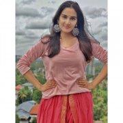 Malayalam Heroine Aditi Ravi New Picture 2915