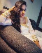 South Actress Aditi Ravi Sep 2020 Stills 4262