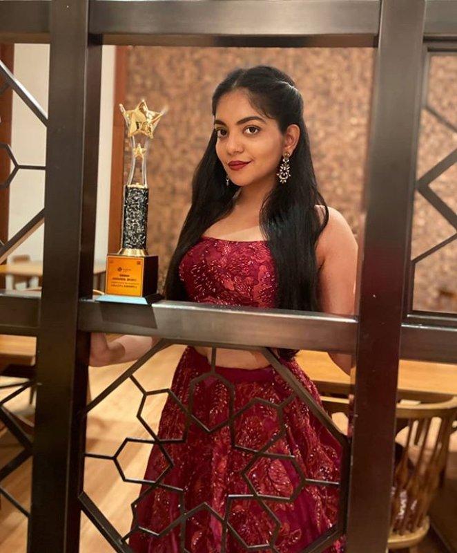 New Images Ahana Krishna Malayalam Actress 9423