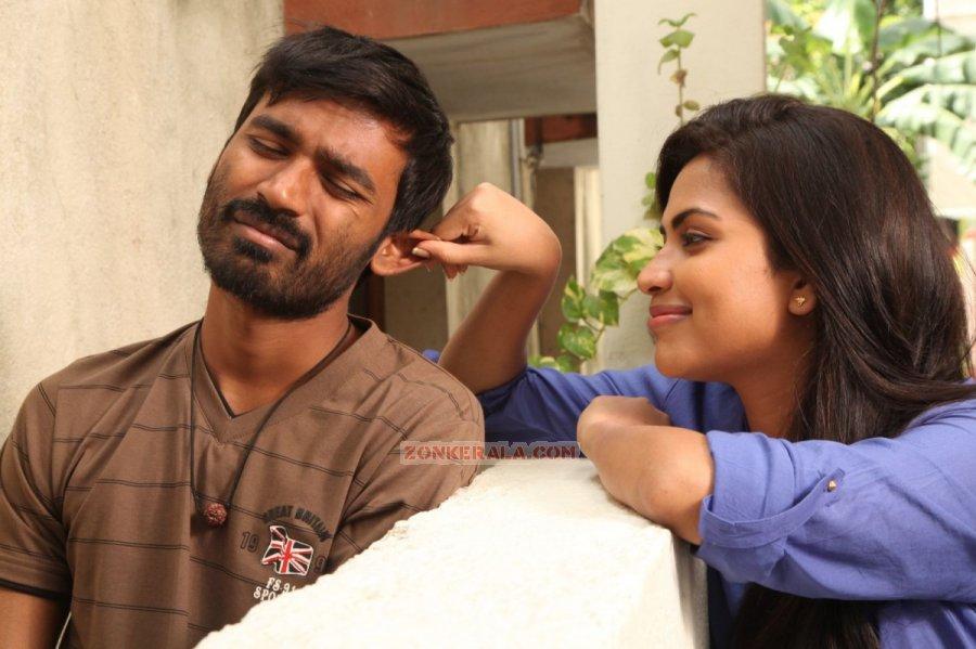 Amala Paul With Dhanush 772