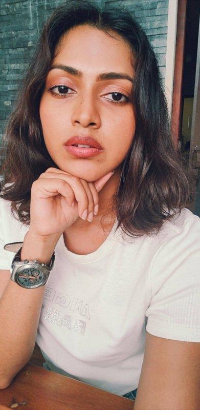 South Actress Amala Paul Jun 2020 Photo 7599