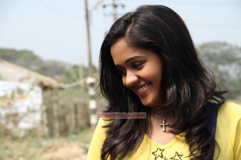 Actress Ananya 3836