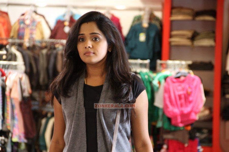 Actress Ananya 8056