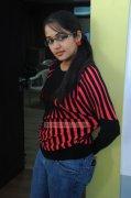 Actress Ananya 8577