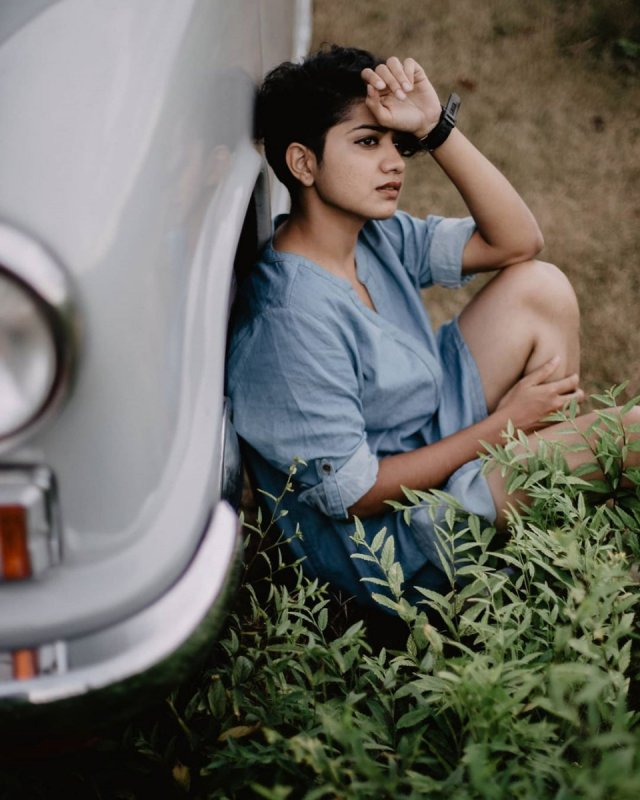 Anarkali Marikar Movie Actress New Photos 8672