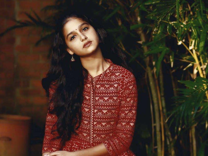 Latest Pics Anaswara Rajan Indian Actress 5884