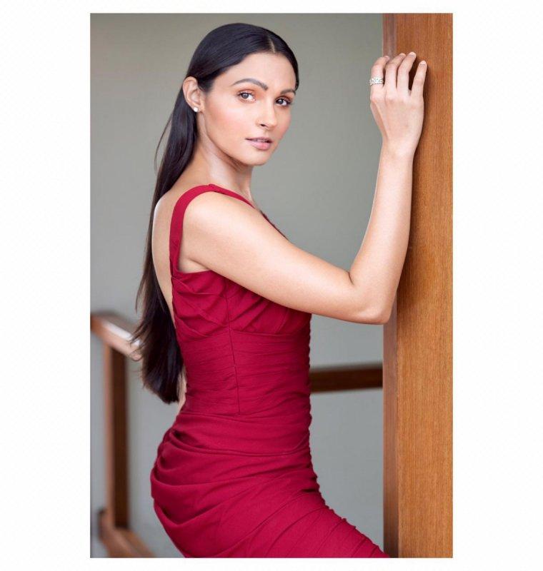 Malayalam Actress Andrea Jeremiah Latest Pic 4732