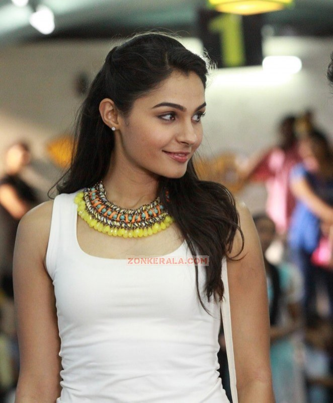 Nov 2014 Wallpaper Malayalam Movie Actress Andrea Jeremiah 3295