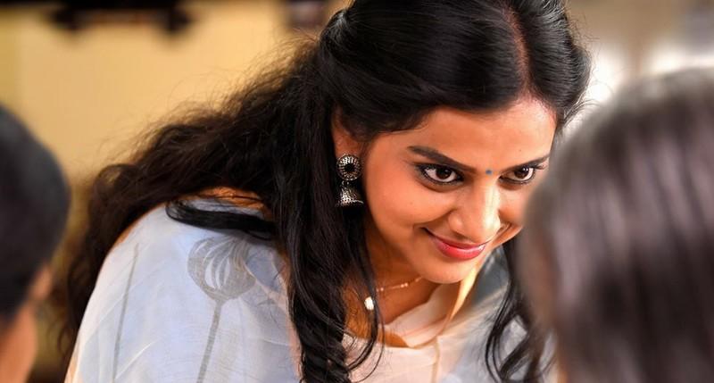 Actress Anna Rajan Still
