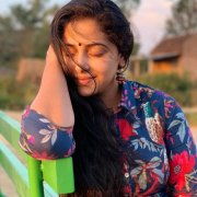 Actress Anu Sithara Still