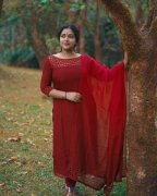 Anu Sithara Malayalam Actress Latest Album 697