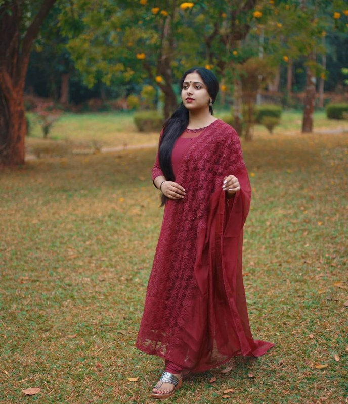 Anu Sithara Malayalam Movie Actress Apr 2020 Photo 2704
