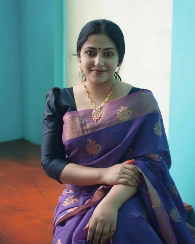 Anu Sithara South Actress Recent Picture 9485