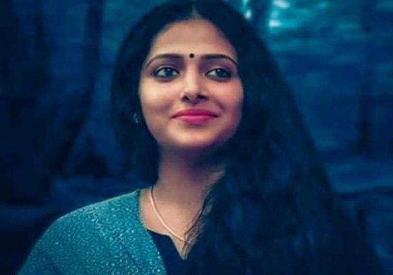 Latest Albums Film Actress Anu Sithara 2153