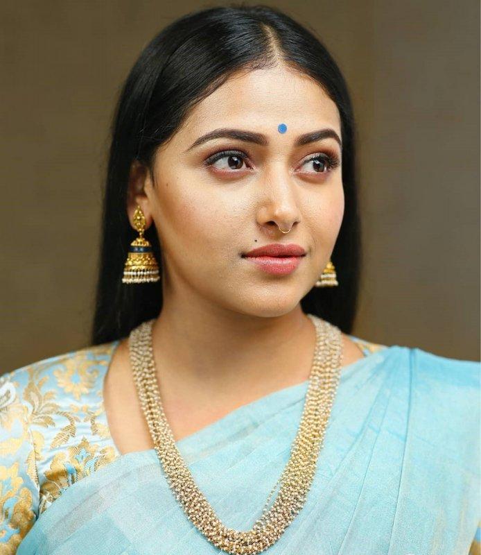 New Album Indian Actress Anu Sithara 2335