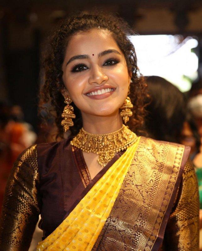 2020 Galleries Cinema Actress Anupama Parameswaran 8785