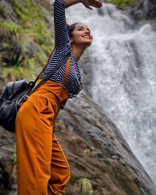 Actress Anupama Parameswaran Recent Picture 6697