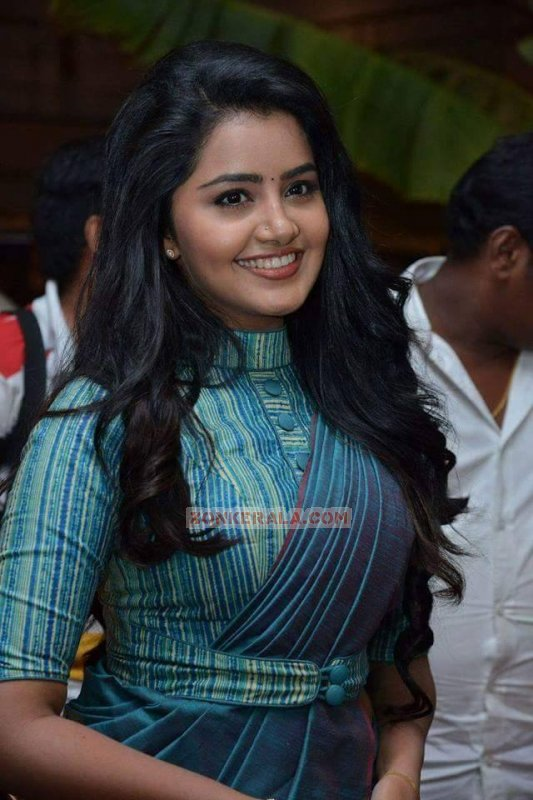 Anupama Parameswaran Indian Actress Feb 2017 Stills 4901