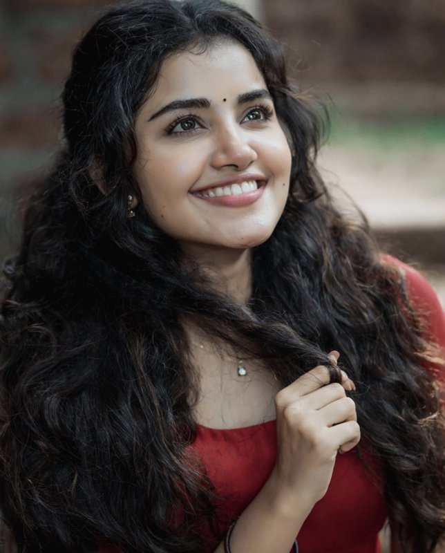 Anupama Parameswaran Malayalam Actress Oct 2020 Gallery 8659