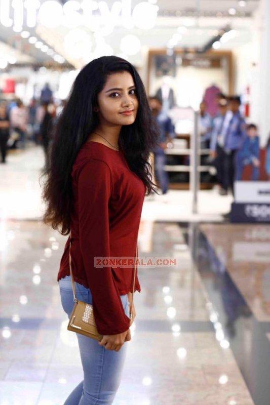 Feb 2017 Image Anupama Parameswaran Malayalam Actress 7092
