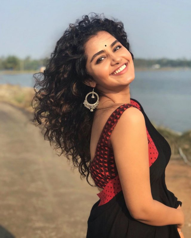 Latest Albums Cinema Actress Anupama Parameswaran 1940