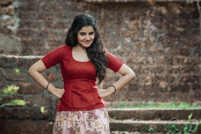 Latest Pictures Anupama Parameswaran Malayalam Heroine 5268