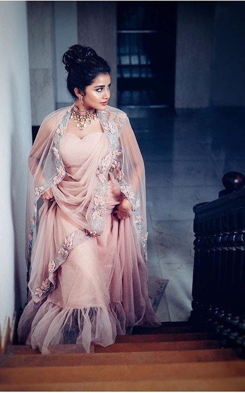 New Still Anupama Parameswaran Cinema Actress 9895