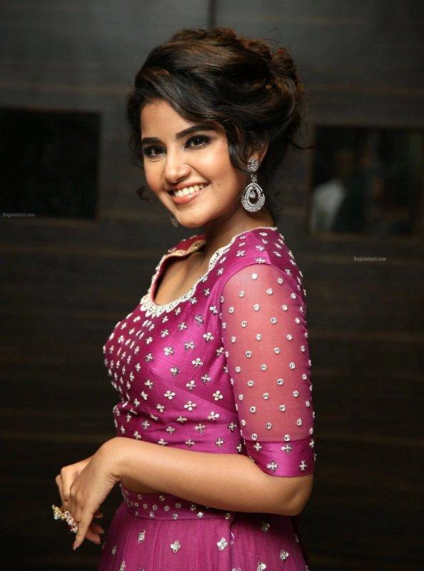 Recent Wallpaper Anupama Parameswaran Movie Actress 2471
