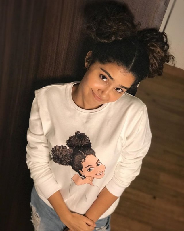 Sep 2020 Still Anupama Parameswaran Movie Actress 6658